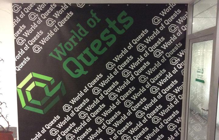 Разгадываем тайну кольца с организатором World of Quests Minsk