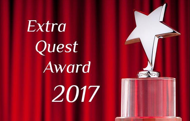 Предварительное голосование Extra QuestAward 2017