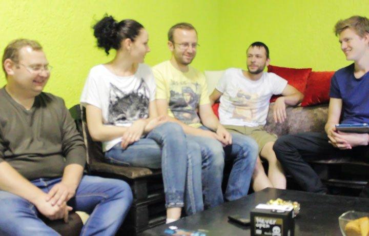 Интервью с ребятами из минского квеста Сверхъестественное